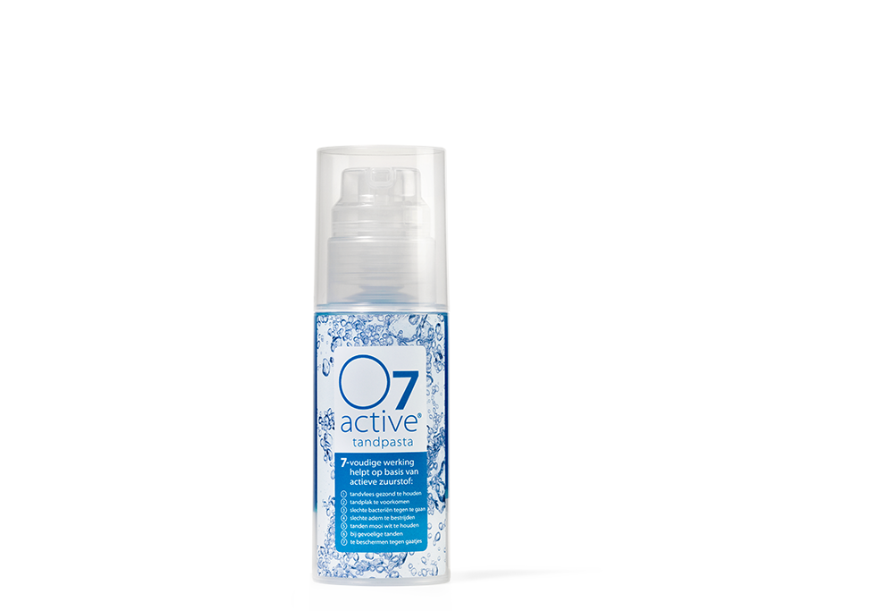 O7 active® dentifrice/gel dentaire