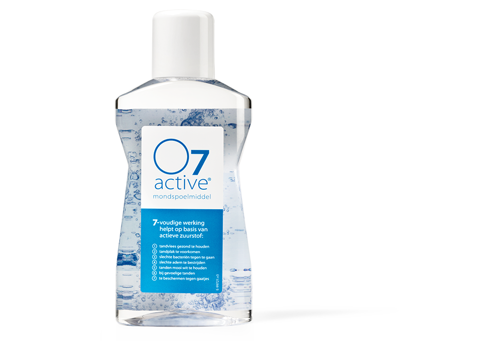 O7 active® mouthwash